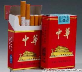 中华烟的价格(中华烟200硬盒多少钱一条)