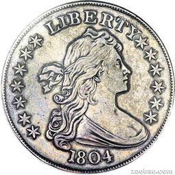 美国1美元面值罕见银币拍出380万美元高价新闻中心中国网