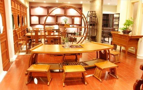 年年红木家具