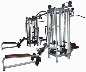 气动式多功能健身机械的发展趋势