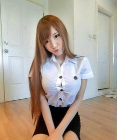 泰国网络红人棒糖妹