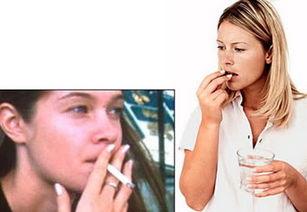 尼古丁贴片(戒烟贴是什么原理?)
