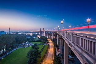 南京长江大桥高清大图