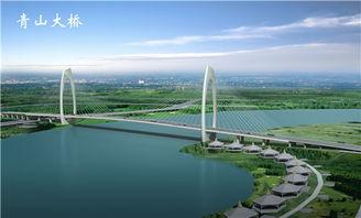 南宁青山大桥开建 将成为凤岭与五象新区快捷通道
