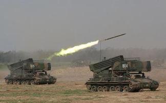 6月28日,陆军第26集团军某炮兵团组织部队实弹射击演练,锤炼部队全天候火力打击能力.