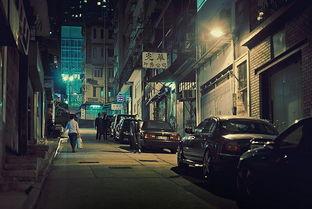 关于城市的颜色 香港摄影师的都市影像