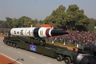 以核武器的威力,印度和巴基斯坦都会灭亡。