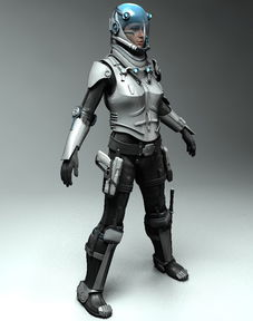 max肌肉绑定未来战士-max肌肉绑定