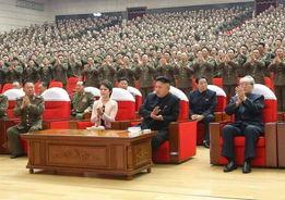 韩媒 金正恩心仪乐队女主唱被李雪主送进集中营