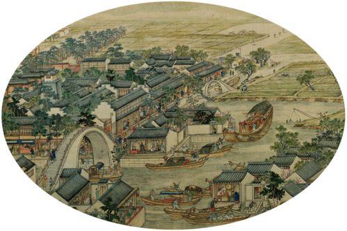 上海博物馆春风千里江南文化艺术展将于5月26日开幕