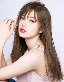如果整容想变成她的模样 最近的日本投票第一名果然是她