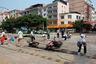 广西桂林爆炸案学校已停课嫌疑人当场死亡