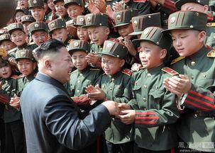 朝鲜造神运动的金氏家族