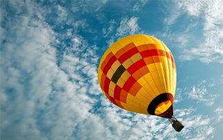 千岛湖天迹热气球