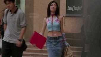 周星驰电影中五大超美女配,第一名仅出现48秒7句台词