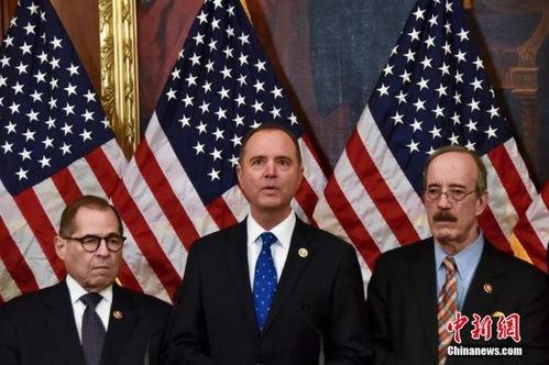 美众议院表决通过弹劾条款特朗普被正式弹劾