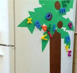 小小传承人:幼儿园环创夏季手工卡纸蓝色荷花