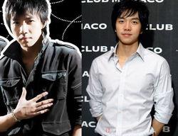 俞灏明和李胜基都是年轻人的偶像