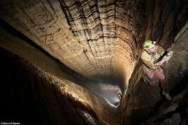 探索中国神秘千米地下洞穴