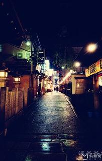 京都晚上旅游攻略