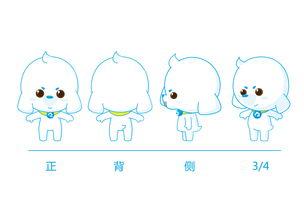乾坤圈-加菲狗卡通形象发布