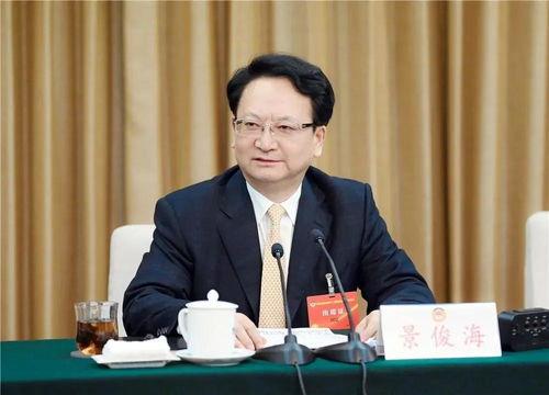 景俊海1960年12月生,陕西白水人.