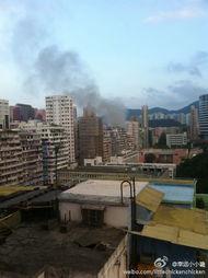 香港旺角火灾已致9人死亡30人伤