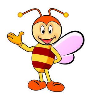 我是小蜜蜂作文100字