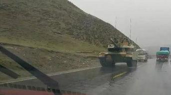 西藏部署新式轻型坦克,性能碾压印度