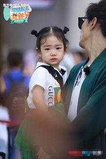没错,lucky小朋友就是戚薇和李承铉的爱女,最近李承铉带lucky参加《想想办法吧爸爸》,一时间这位小可爱