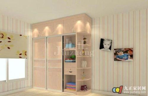 儿童房间衣柜设计