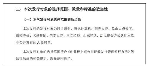 华谊集团非公开发行股票价格是多少