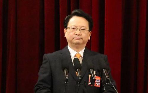 景俊海作省政府工作报告.