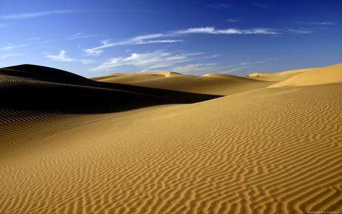 沙漠高清壁纸1600x900分辨率下载