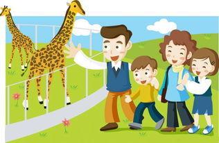 去西安旅游作文动物园
