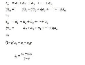 公式 数列 等 差 等差数列求和公式_百度知道