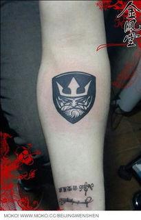 北京纹身店教您如何选择纹身图案