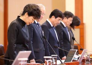 韩总统弹劾案生变数 朴槿惠突然发难