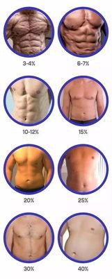 理想 男性 体 脂肪 率 男性の理想の身体の体脂肪率は?画像で解説|体脂肪を減らす方法|腹ヘコ