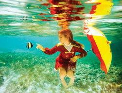 水底童话 孩子的奇幻漫游记