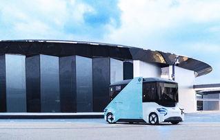 汽车头条基于5g无人驾驶,华人运通全球首个智慧城市交通样板落地上海