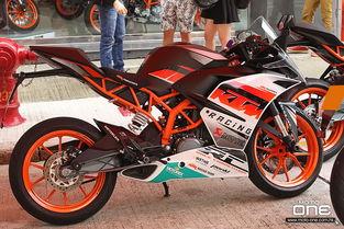 KTM RC390 RC250 DUKE 390 纯种小跑 街车试车日