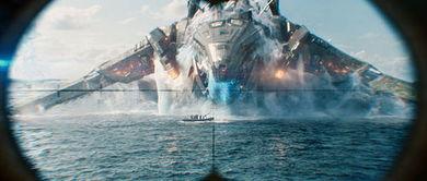 2012终极灾难降临 超级战舰 海上实拍地球保卫战