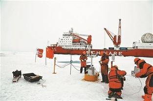 中国造 无人冰站首次在北极 上岗 将解决啥难题