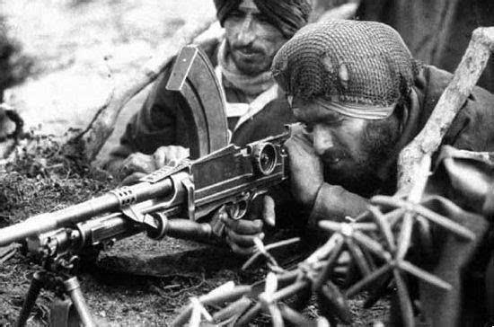 印度摄影镜头下的1962年中印战争10月20日,中国军队率先出击,成功击败了印军.