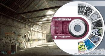 设计素材下载 3DTotal Textures R2 Complete Vol 5 污垢和涂鸦贴图素材库 百度网盘 http www.cgdream.com.cn
