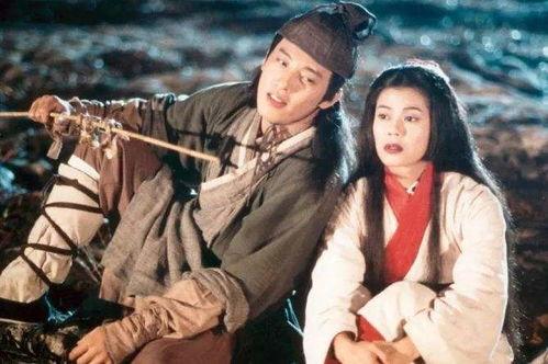▲1996年版的《笑傲江湖》,吕颂贤饰演令狐冲.