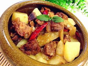 如何做美味的土豆炖牛肉