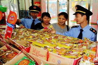 体检月饼市场保群众吃上放心月饼