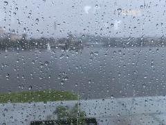 关于天气要下雨的句子